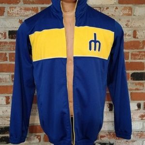 Carl Banks Jackets & Coats - Cooperstown Seattle Mariners Track Jacket